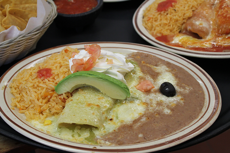 Mexican Buffet Image